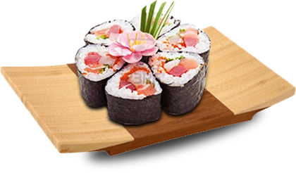Hot tuna sushi bar and grille oldsmar and palm harbor for What is sushi grade fish